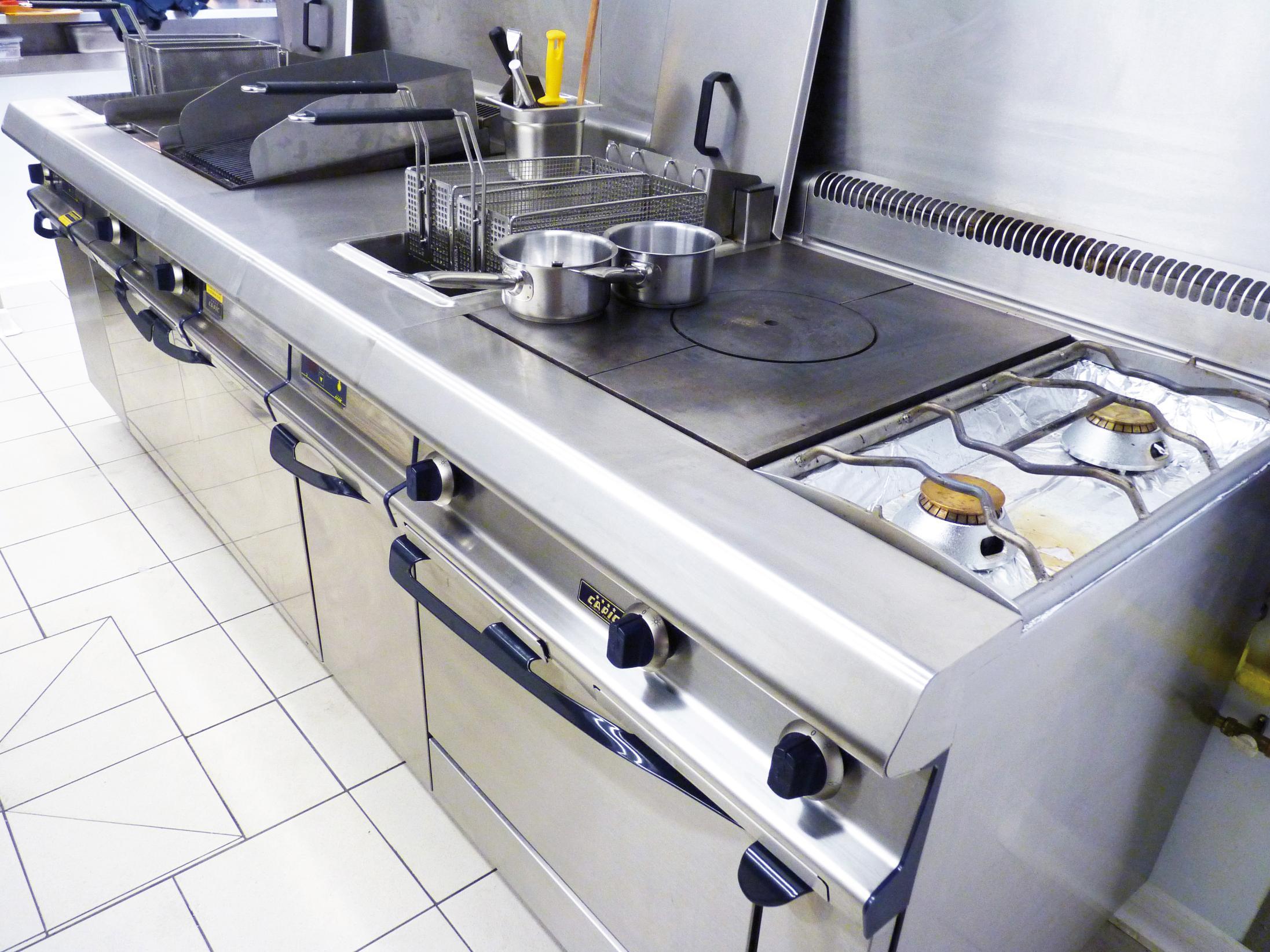 Meilleurs quipements de cuisson cuisine professionnelle for Plaque cuisson restaurant