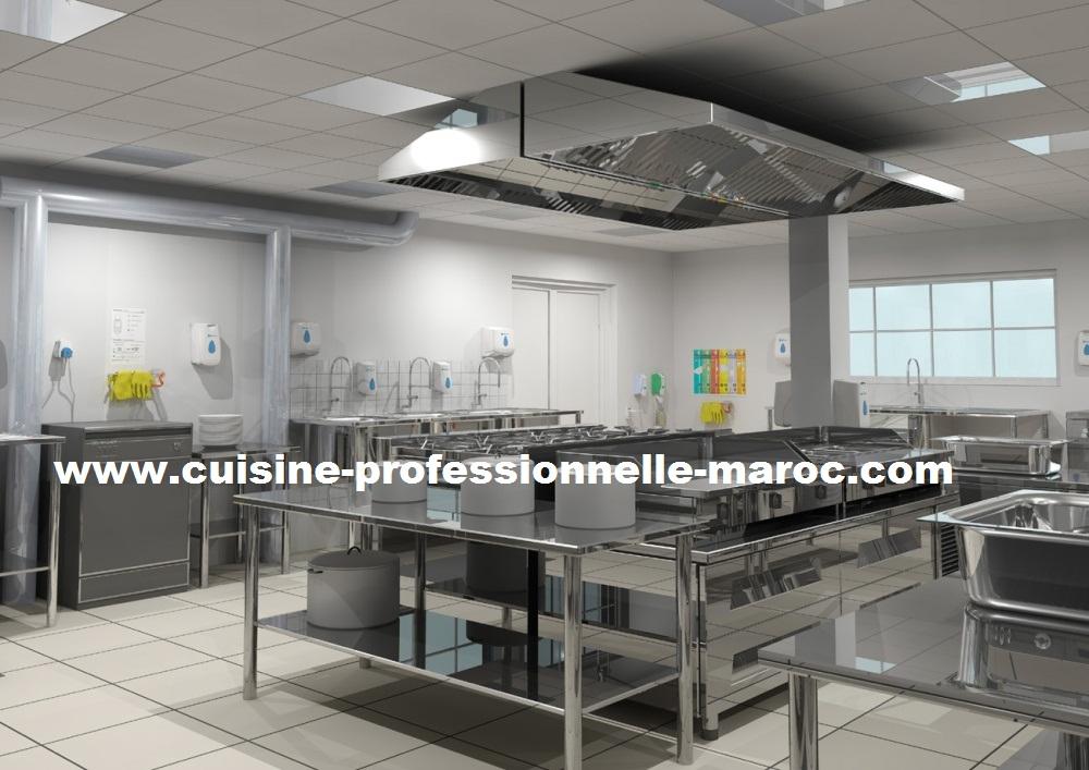Ksar el k bir mat riel snack restaurant et caf cuisine for Cuisine professionnelle restaurant