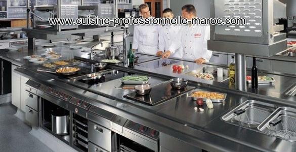 équipement de cuisine professionnelle à Taza