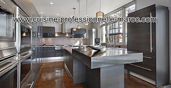restaurant - cuisine professionnelle maroc - Fournisseur De Cuisine Pour Professionnel