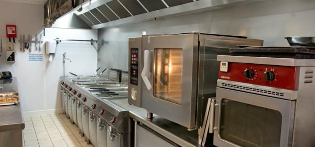 équipement de restaurant et café à Agadir : cuisine professionnelle