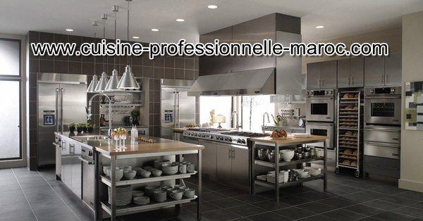 Beni mellal fournisseur de mat riel pro pour restaurant for Fournisseur de cuisine pour professionnel