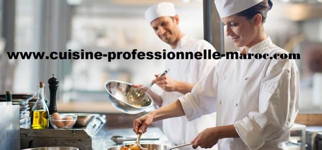 Spécialiste de vente matériel cuisine PRO