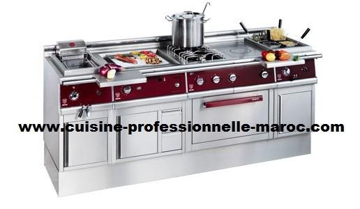 matériel de café et restaurant : cuisine professionnelle Salé