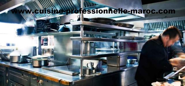 équipement de café, restaurant et Pizzeria à Laâyoune : matériel pro