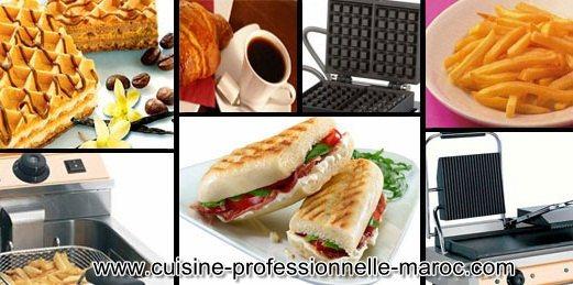 conseils et techniques pour quiper votre snack ou restaurant au maroc cuisine. Black Bedroom Furniture Sets. Home Design Ideas
