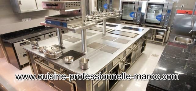 Ou trouver un magasin de vente matériels de cuisine Pro au Maroc ?