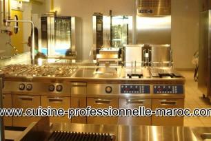 Blog informations et conseils cuisine pro au maroc for Grossiste materiel restauration