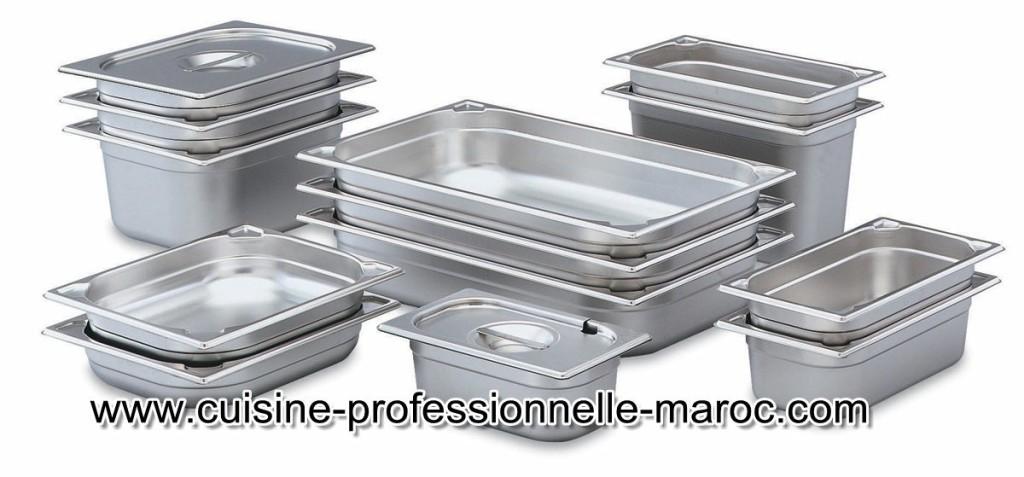 Mat riel pour cuisine professionnelle pro inox cuisine for Equipement cuisine inox