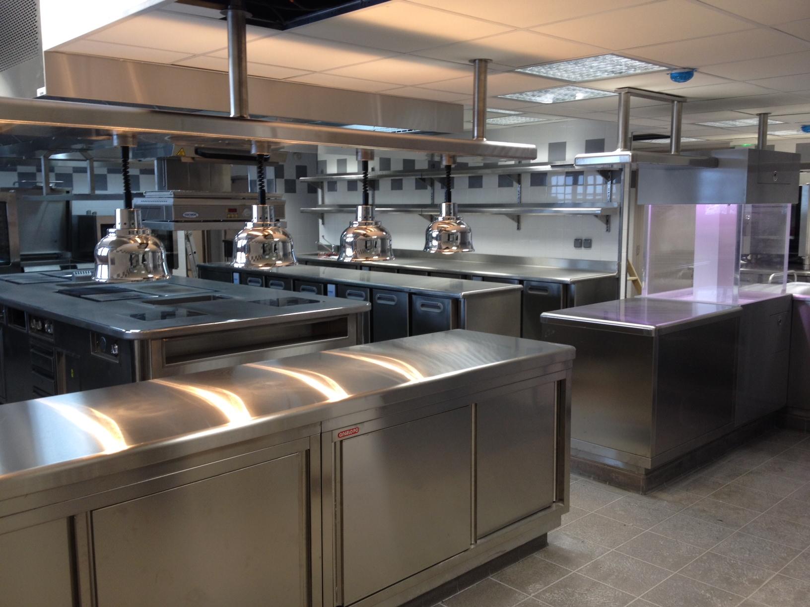 Hôtels matériel et équipement de cuisine professionnelle - Cuisine professionnelle maroc